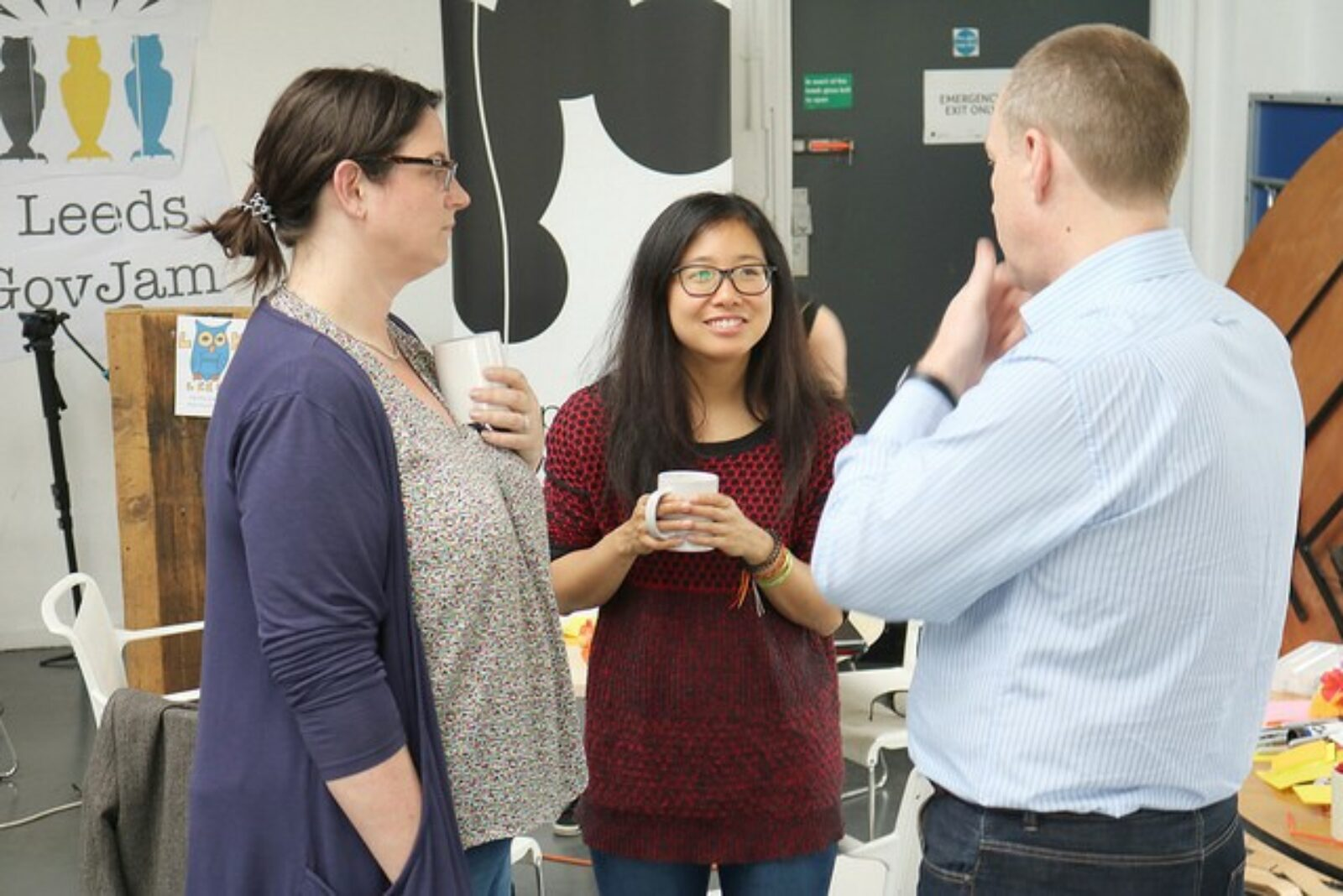 Article - Talking Service Design with designers Marie Cheung and Stanley Lai - Marie at Leeds