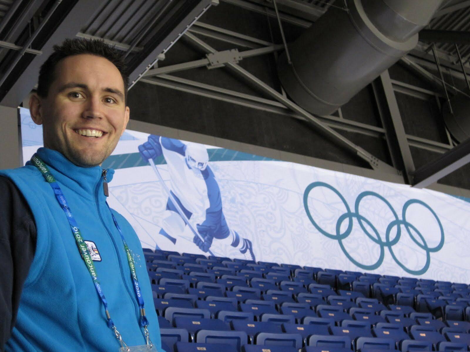 Tim - 2010 Olympics